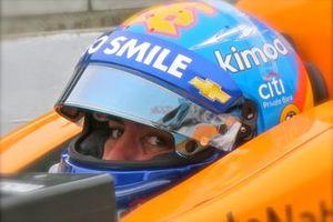 Фернандо Алонсо, McLaren Chevrolet