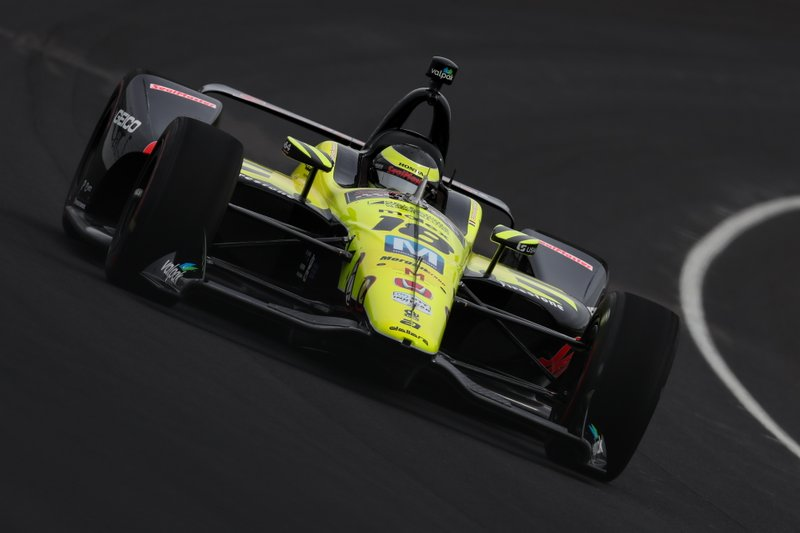 #18 Sebastien Bourdais, SealMaster, Dale Coyne Racing/Vasser-Sullivan Honda