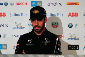 Jean-Eric Vergne, DS TECHEETAH, in the press conference