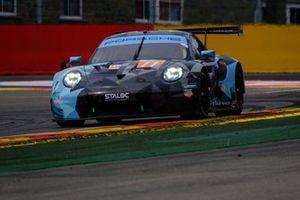#77 Proton Competition Porsche 911 RSR: Christian Ried, Riccardo Pera, Matt Campbell
