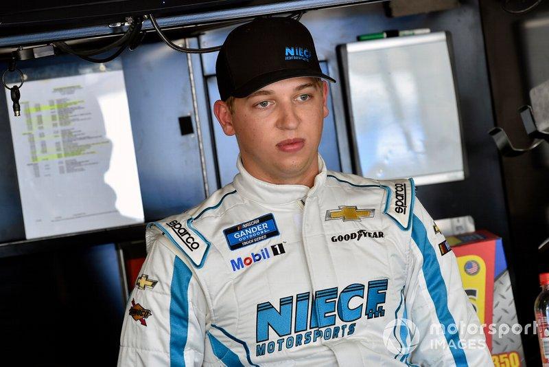Kyle Benjamin, Niece Motorsports, Chevrolet Silverado International Cellulose