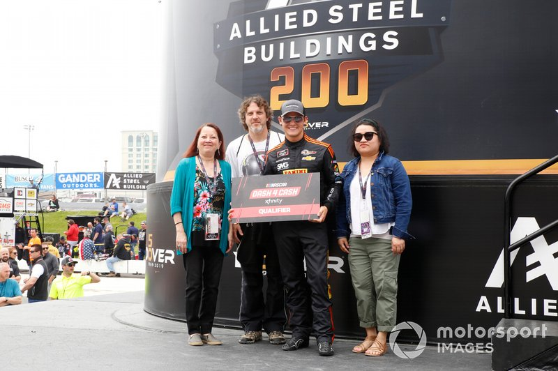 Gray Gaulding, SS Green Light Racing, Chevrolet Camaro and Dash 4 Cash guest.