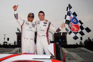 Winnaars #6 Acura Team Penske Acura DPi, DPi: Juan Pablo Montoya, Dane Cameron