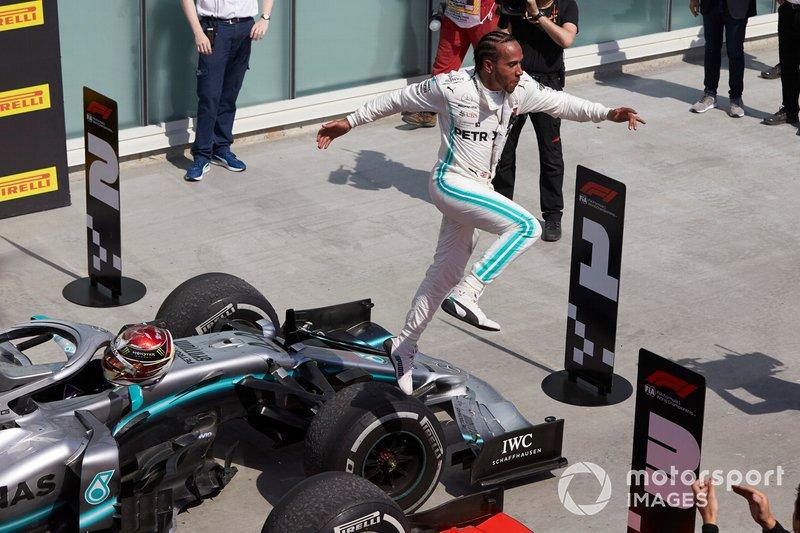GP de Canadá, Lewis Hamilton, Mercedes