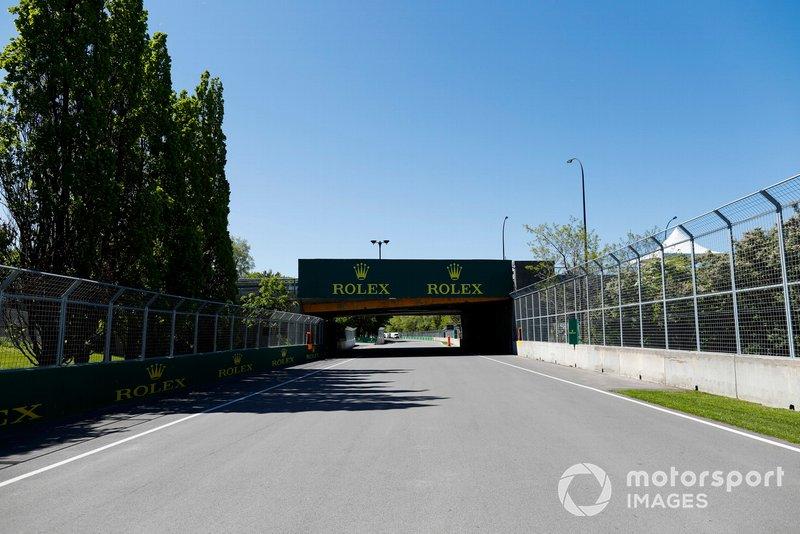 14 de junio - GP de Canadá
