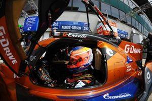 #26 G-Drive Racing Oreca 07 Gibson: Roman Rusinov