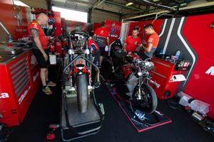 Garage MV Augusta