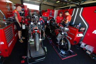 MV Augusta garage