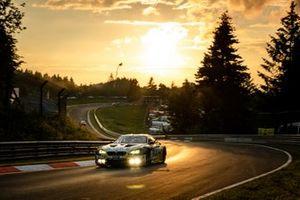 #98 BMW M6 GT3, Rowe Racing: Philipp Eng, Connor De Phillippi, Tom Blomqvist, Mikkel Jensen