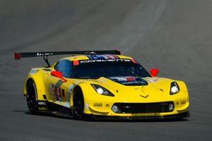 #4 Corvette Racing Corvette C7.R, GTLM: Oliver Gavin, Tommy Milner