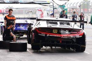 #55 Autobacs Racing Team Aguri Honda NSX GT3 Evo