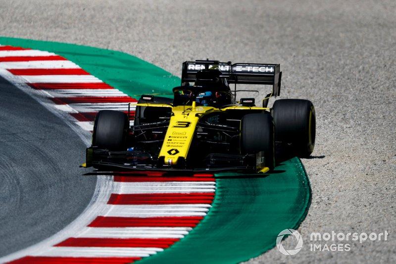 12: Daniel Ricciardo, Renault F1 Team R.S.19, 1'04.790