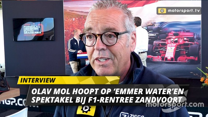 Olav Mol over Dutch Grand Prix Zandvoort 2020