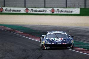 #51 Ferrari 488 GT3 PRO-AM, AF Corse: Mann-Cressoni-Nielsen