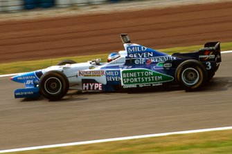 Jean Alesi, Benetton B196 Renault