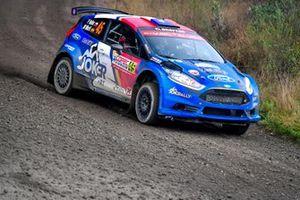 Pedro Heller, Marc Martí, Ford Fiesta R5