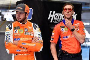 Chase Elliott, Hendrick Motorsports, Chevrolet Camaro SunEnergy1 and Alan Gustafson