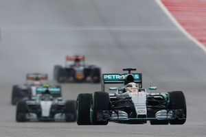 Lewis Hamilton, Mercedes F1 W06
