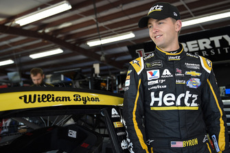 William Byron, Hendrick Motorsports, Chevrolet Camaro Hertz.