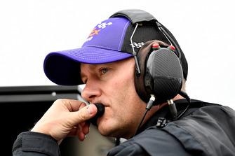 Denny Hamlin, Joe Gibbs Racing, Toyota Camry FedEx Freight Mike Wheeler