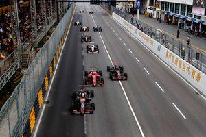 Sophia Flörsch, Van Amersfoort Racing, Toshiki Oyu, TODA Racing, Keyvan Soori Andres, Van Amersfoort Racing