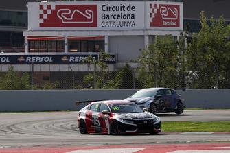 Viktor Davidovski, PSS Racing Team Honda Civic Type R TCR