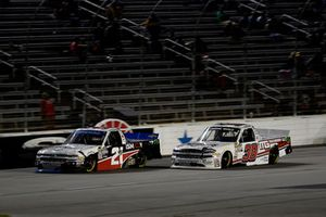 Johnny Sauter, GMS Racing, Chevrolet Silverado ISM Connect, Ross Chastain, Niece Motorsports, Chevrolet Silverado Niece Equipment