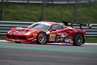 Benjamin Hites, The Collection, Ferrari 488 Challenge