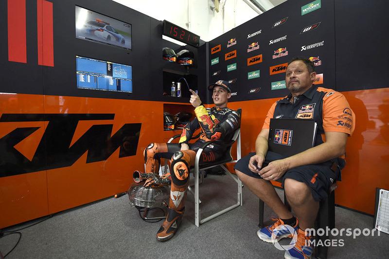 Apakah kehadiran Dani Pedrosa dan Tech 3 dapat membantu KTM musim depan?