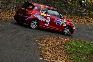 Stefano Martinelli, Chiara Lombardi, Suzuki Swift Sport 1.6 R1B, GR Motorsport