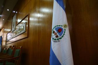 Flagge: Argentinien