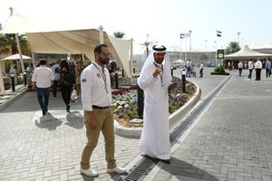 H.E. Mohammed Ben Sulayem, President, Autobobile and Touring Club of UAE and FIA Vice President