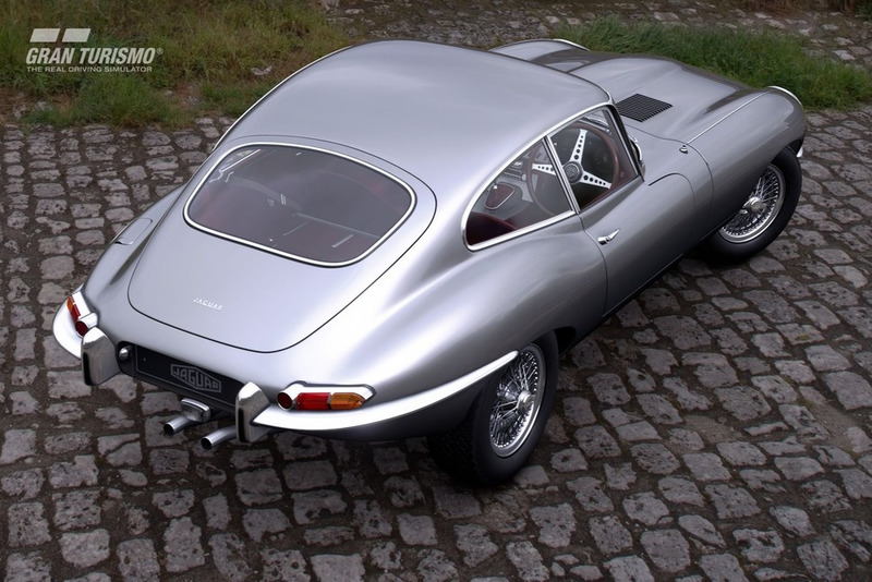 Jaguar E-type Coupé '61 (N300)