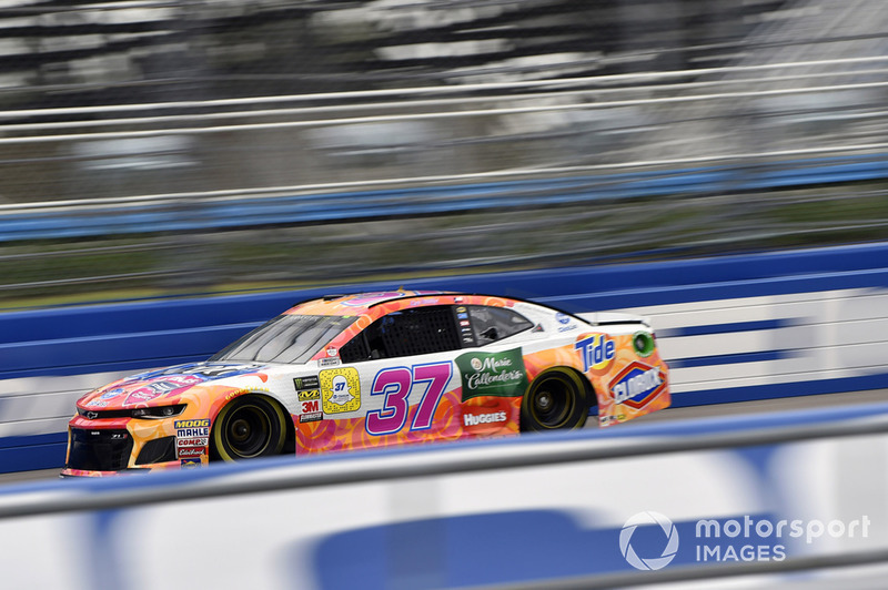 27. Chris Buescher, JTG Daugherty Racing, Chevrolet Camaro Scott Comfort Plus