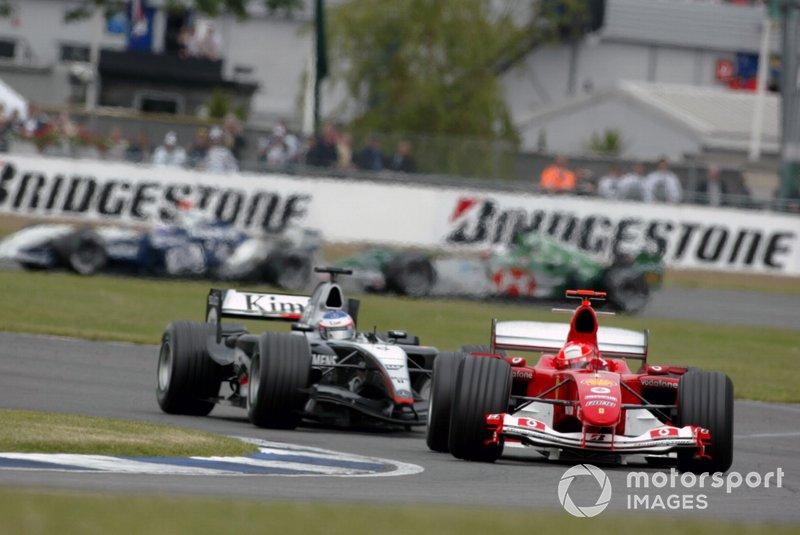 2004 Gran Premio de Gran Bretaña
