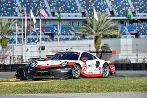 #912 Porsche GT Team Porsche 911 RSR, GTLM: Mathieu Jaminet, Earl Bamber