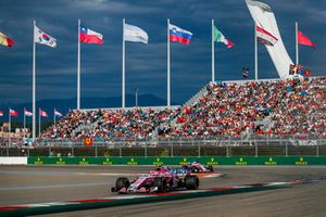 Эстебан Окон, Racing Point Force India F1 VJM11
