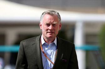 Sean Bratches, manager commercial du Formula One Group