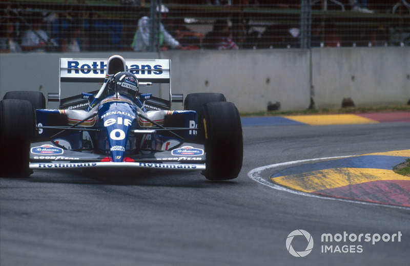 1994 – Damon Hill