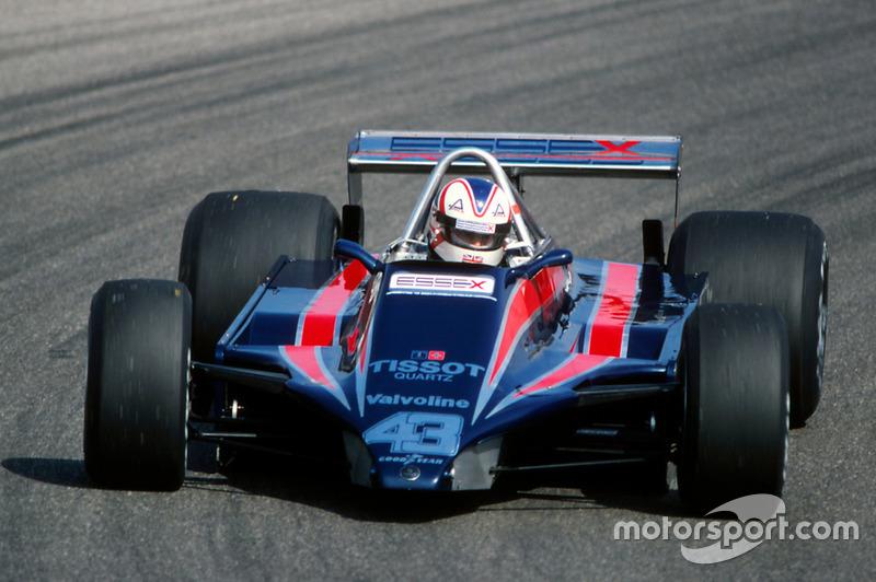1980 - Lotus 81B