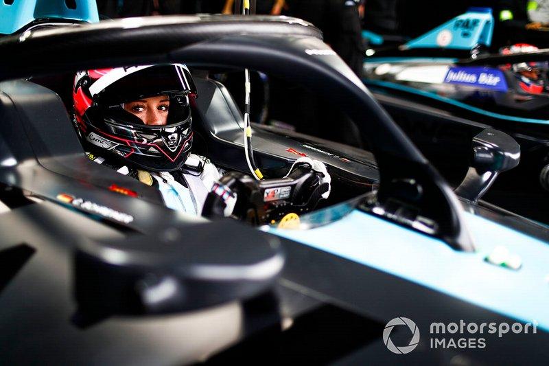 Carrie Schreiner, HWA Racelab, VFE-05