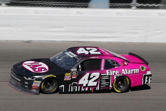 John Hunter Nemechek, Chip Ganassi Racing, Chevrolet Camaro Chevrolet Fire Alarm Services, Inc.