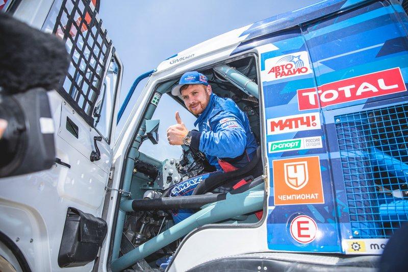 Dakar (camiones) Eduard Nikolaev