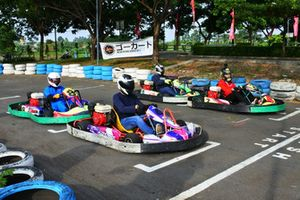 Starting grid Mesin Potong Rumput GP