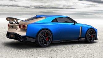 Nissan GT-R Italdesign
