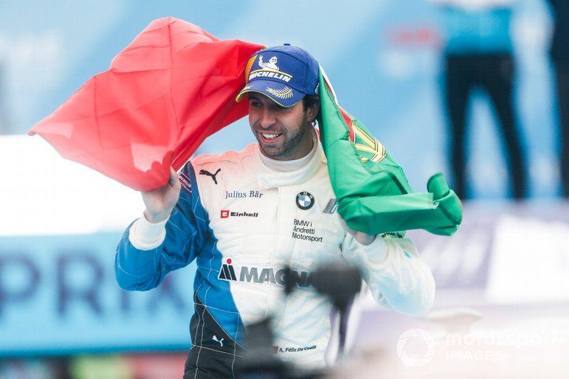 Ganador, Antonio Felix da Costa, BMW I Andretti Motorsports