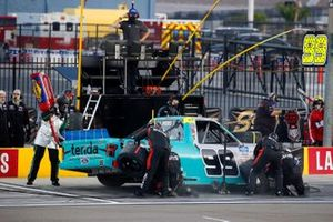 Ben Rhodes, ThorSport Racing, Ford F-150 Tenda Heal pit stop