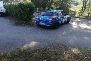 Andrea Dresti, SUZUKI Swift R1, Novara Corse