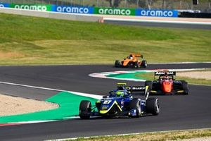 David Schumacher, Carlin en Lukas Dunner, MP Motorsport