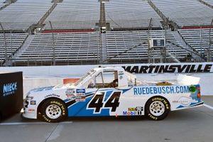 #44: Natalie Decker, Niece Motorsports, Chevrolet Silverado Ruedebusch Development